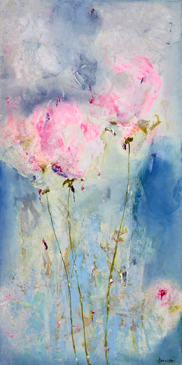 Charm by emilija pasagic -  sized 24x48 inches. Available from Whitewall Galleries